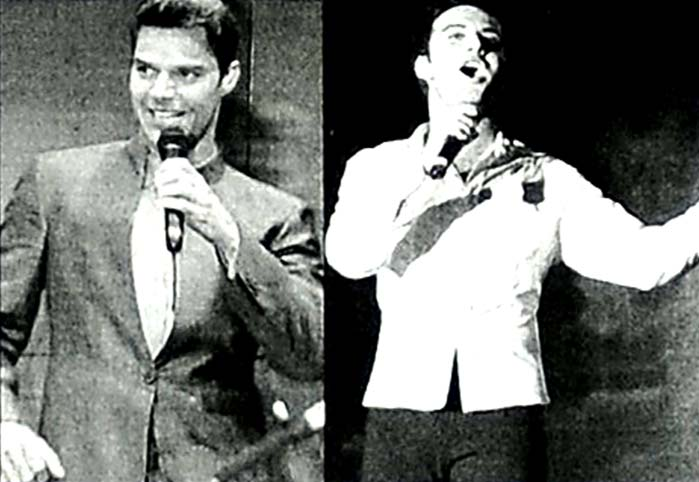 Ricky Martin.. Ve Tarkan tutkusu