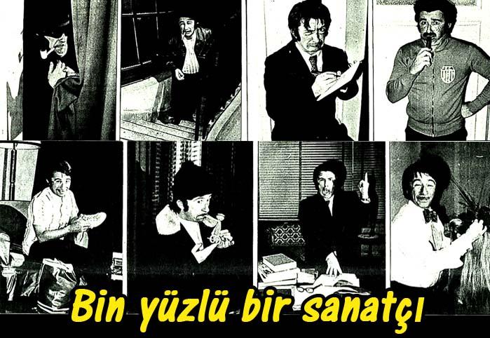 Bin yüzlü sanatçı: Altan Erbulak