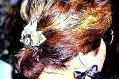 Semra Hanım'ın saç modeli değişti