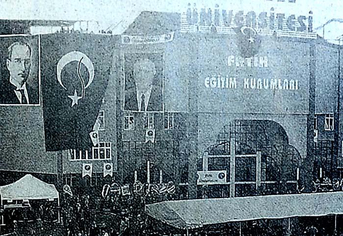 Türkiye'de güzel şeyler de oluyor
