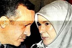 Emine Hanım'ın yerine kadın vekil