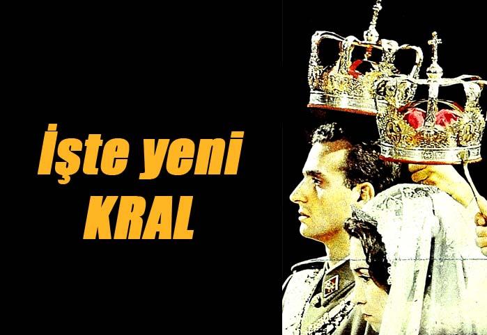 İşte yeni KRAL