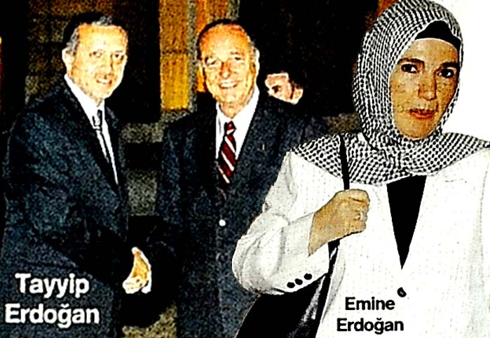 Erdoğan'ın 'Türbanlı Eş' yorumu