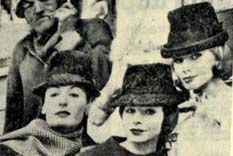 Yılın modası: Kürklü şapka