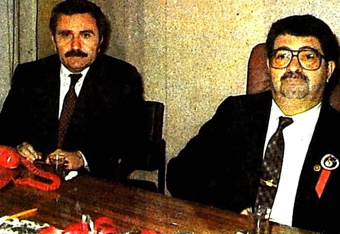 Turgut Özal, veliahtını buldu: Bedrettin Dalan