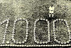 Bininci golden sonra Pele'nin çektirdiği hatıra fotoğrafı