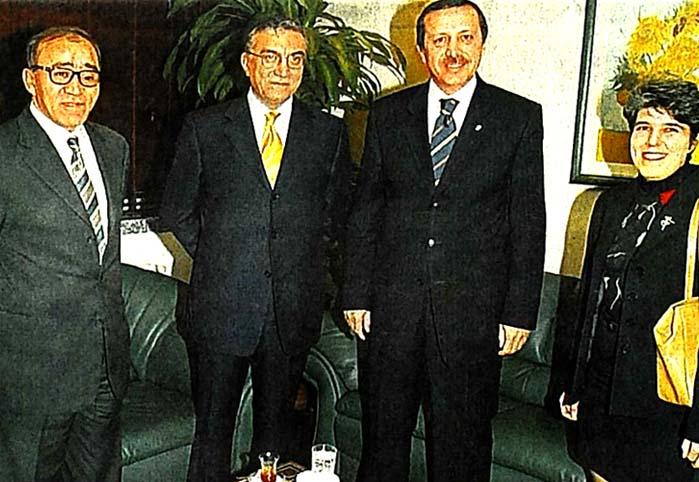 Erdoğan'dan 'Arap' şartı