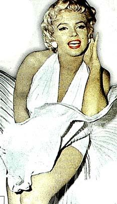 Asrın seks sembolü Marilyn