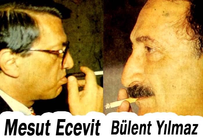 Mesut Ecevit-Bülent Yılmaz