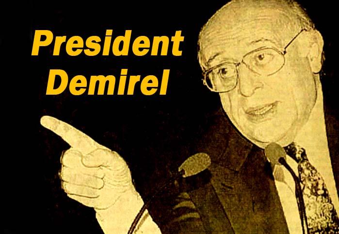 President Demirel