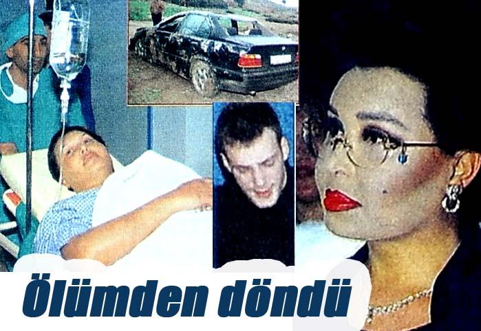 Ölümden döndü