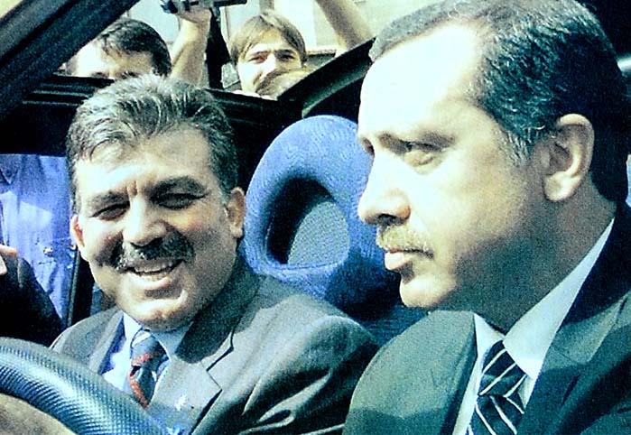 Erdoğan 2003'te yasaksız