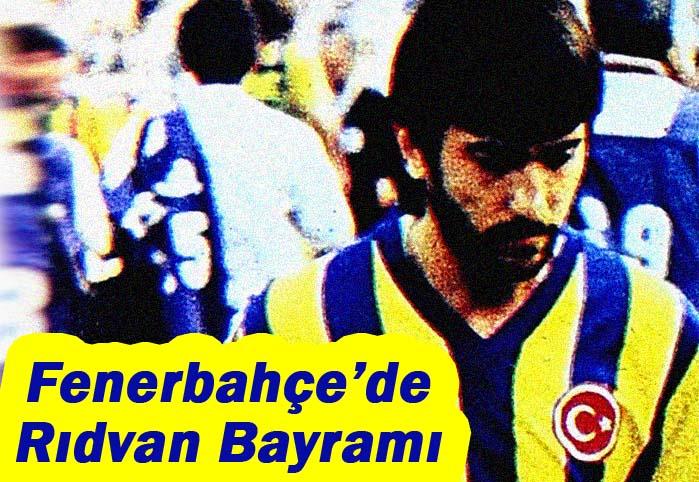 Fenerbahçe'de Rıdvan Bayramı