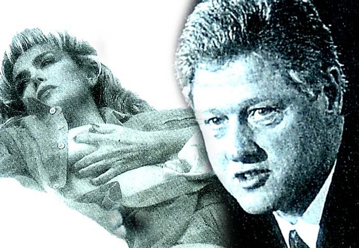 94'ün Adem'i Clinton