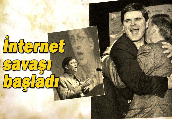 İkinci İnternet Savaşı başladı