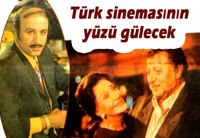 Türk sinemasının 'yüzü gülecek'