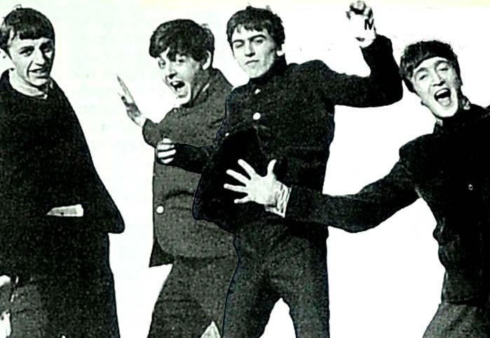 Korku, Beatles'ı yasaklattı