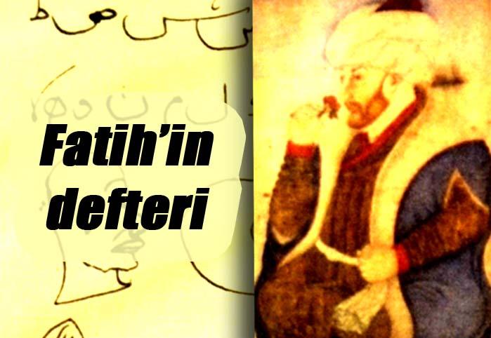 Fatih'in defteri