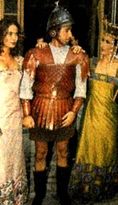 Bizanslılar gişeyi fethetti