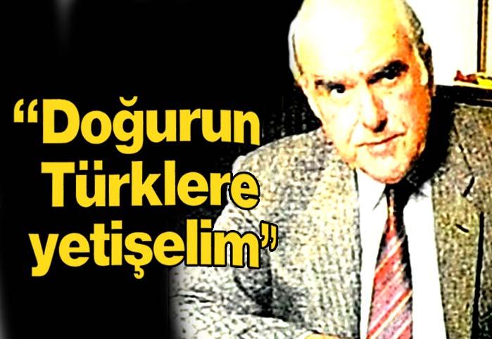 Doğurun Türklere yetişelim