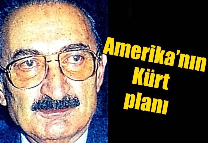 Amerika'nın Kürt planı