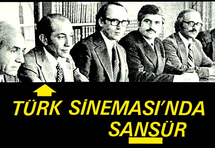 Türk Sineması'nda sansür