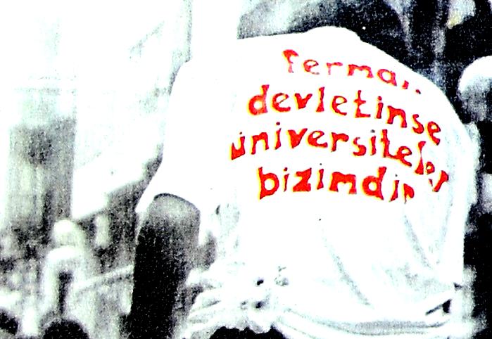 Üniversiteye dikkat