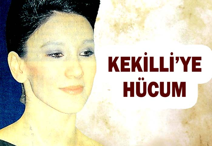 Kekilli'ye hücum