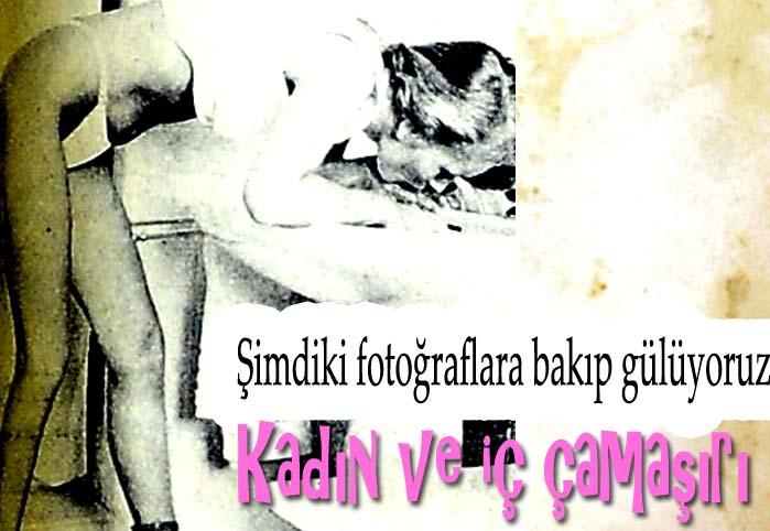 Kadın ve iç çamaşırı