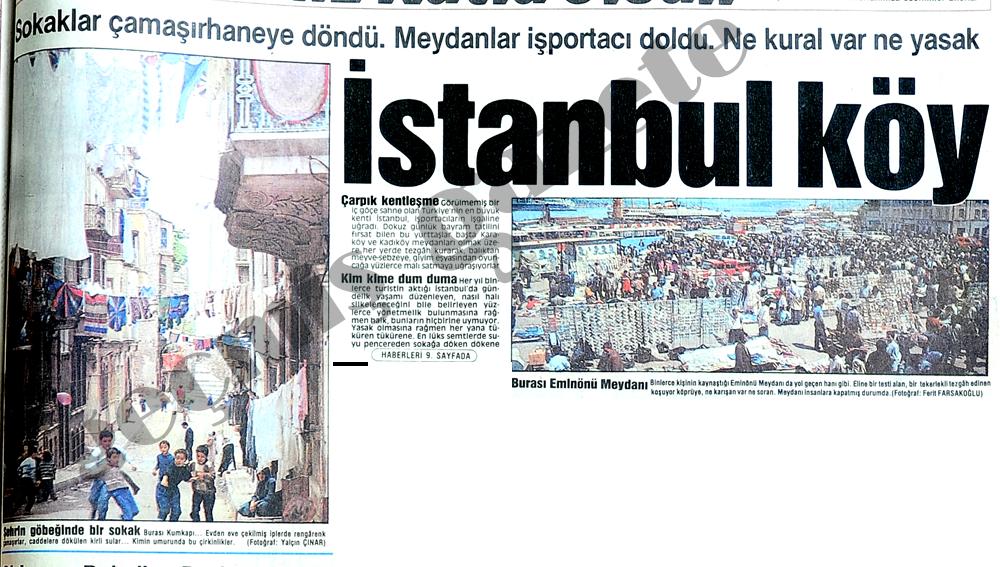 İstanbul köy