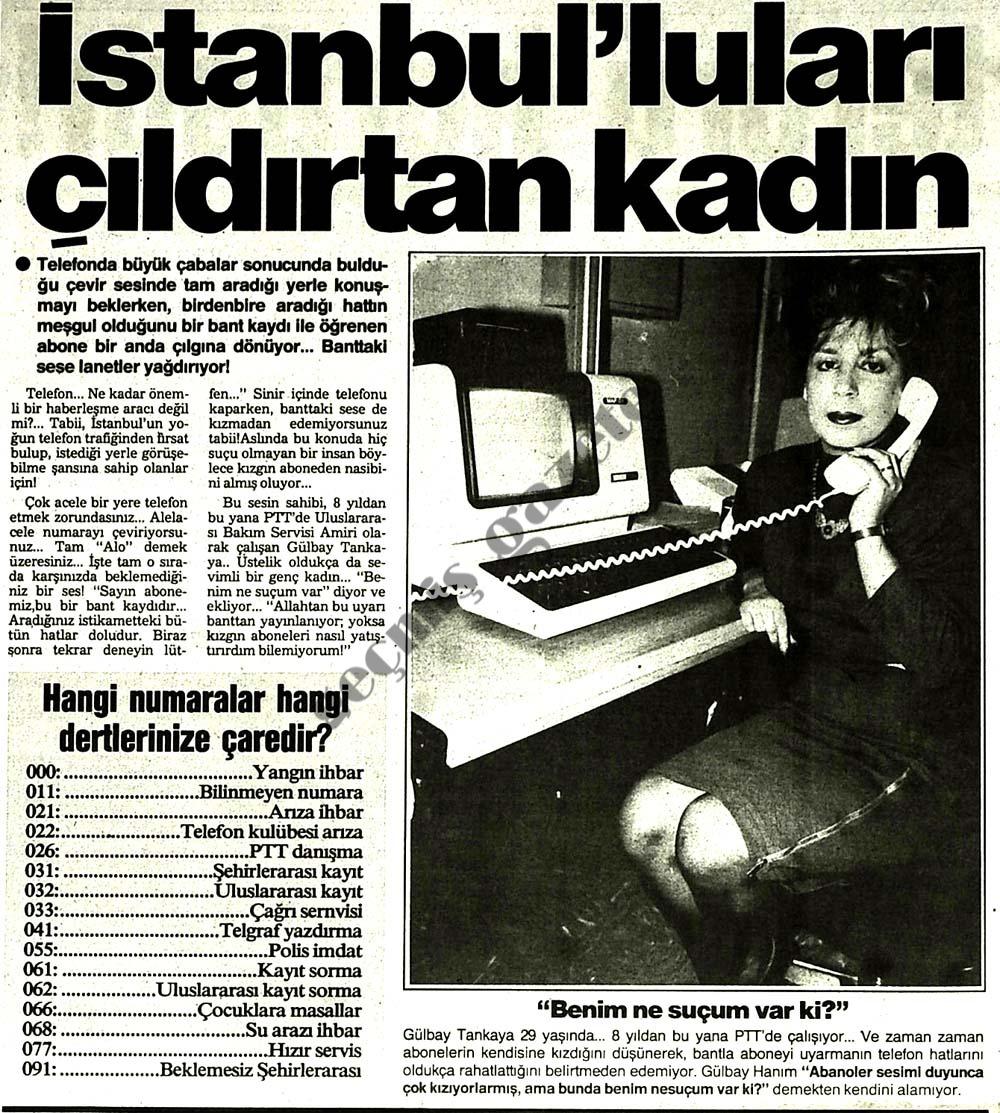 İstanbul'luları çıldırtan kadın