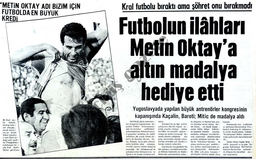 Kral futbolu bıraktı ama şöhret onu bırakmadı