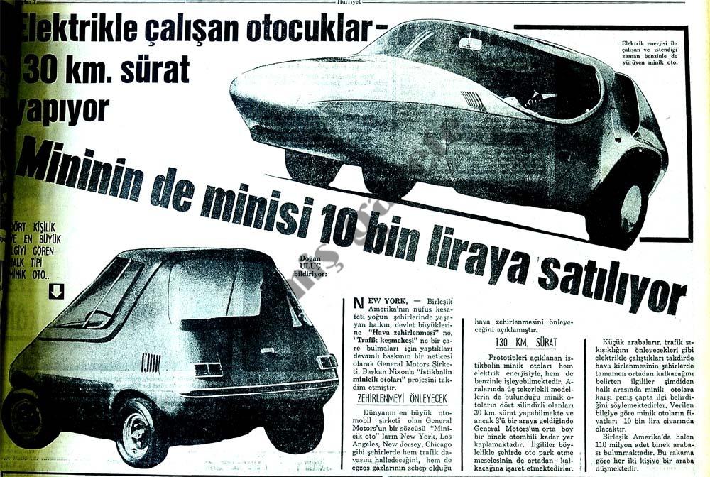 Minininde minisi 10 bin liraya satılıyor
