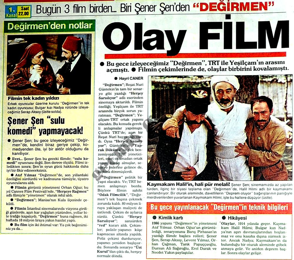 Olay Film