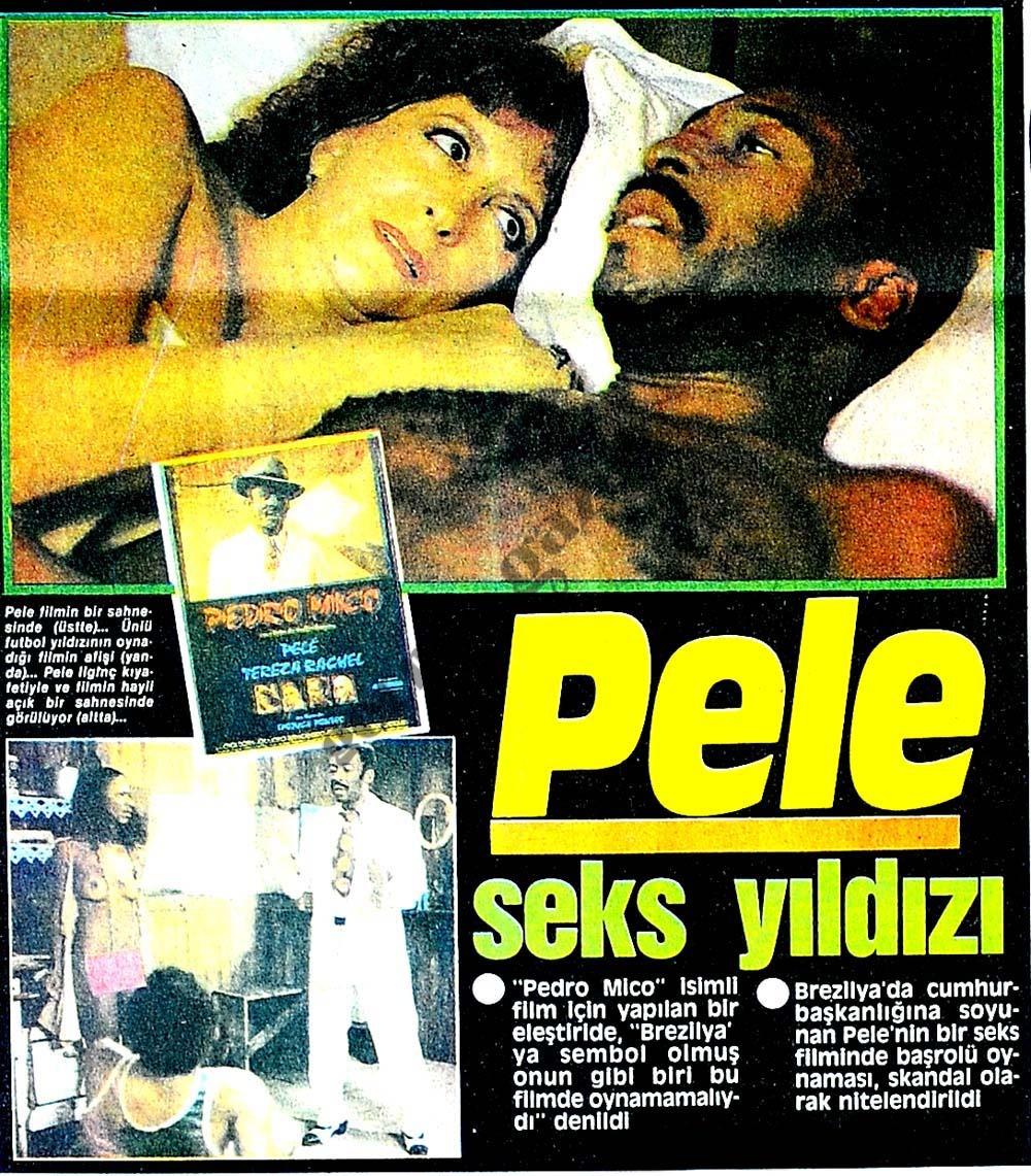 Pele seks yıldızı