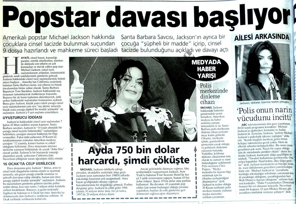 Popstar davası başlıyor