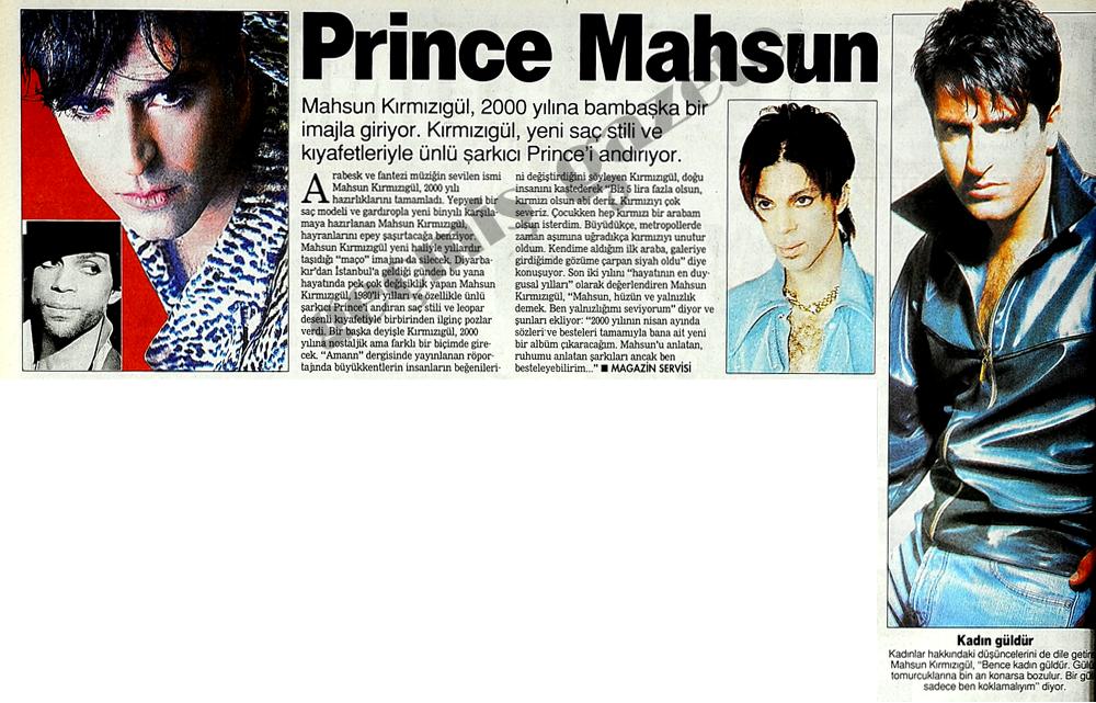 Prince Mahsun