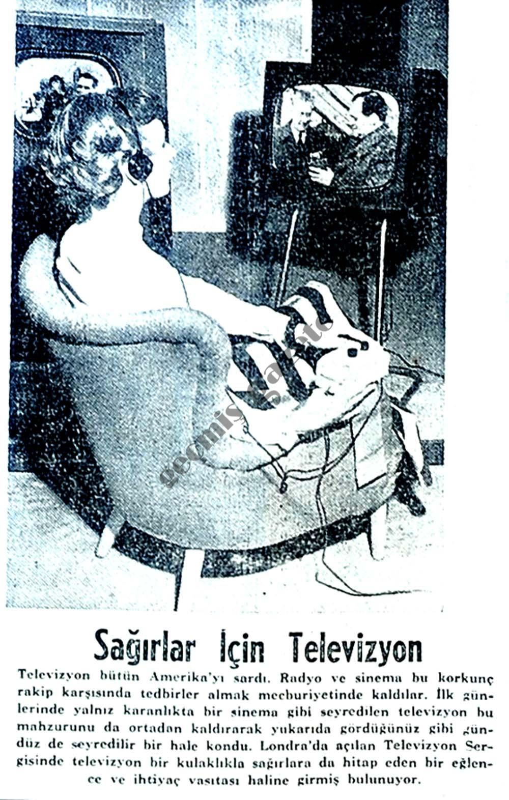 Sağırlar için televizyon