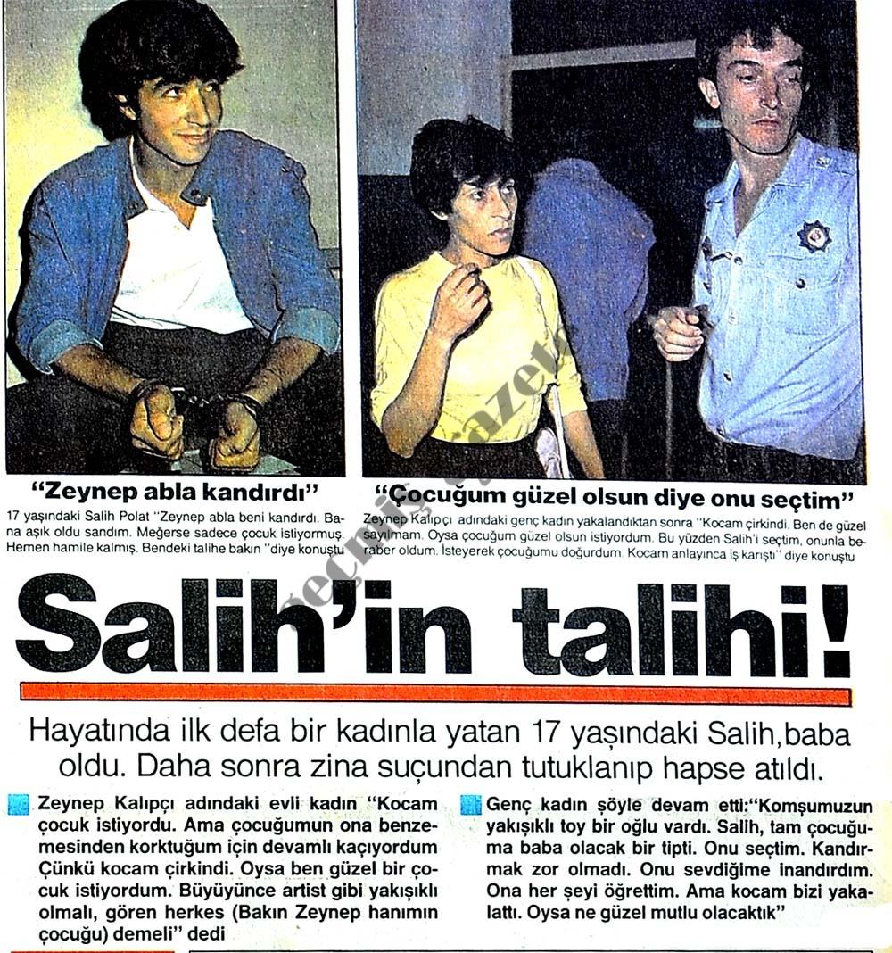 Salih'in talihi