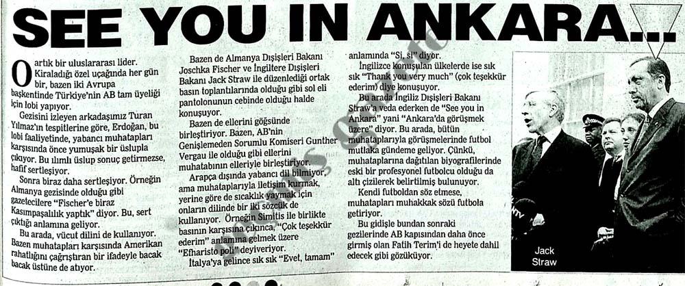 See you in Ankara
