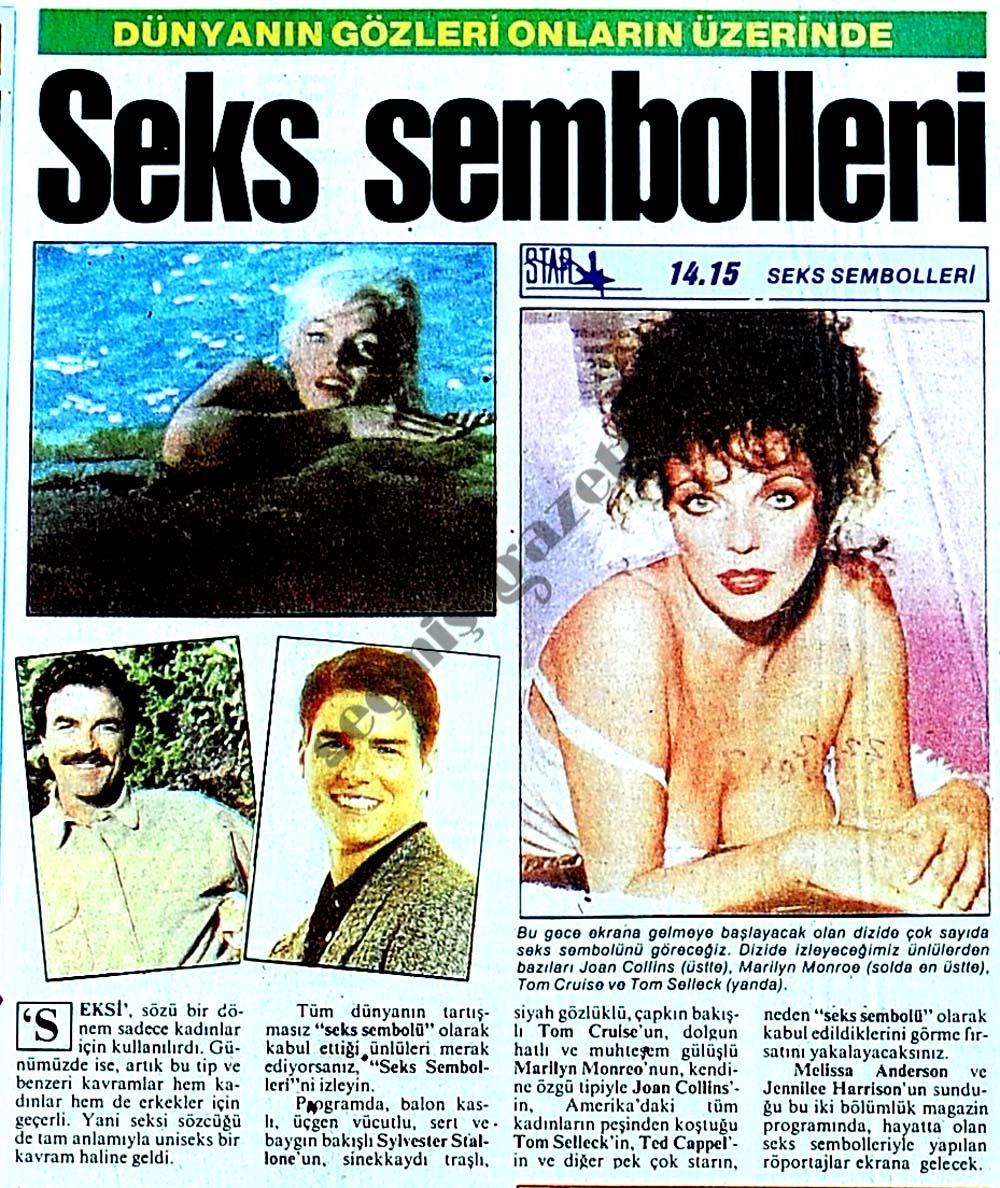 Seks sembolleri