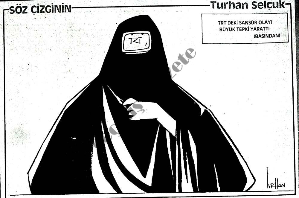 TRT'deki sansür