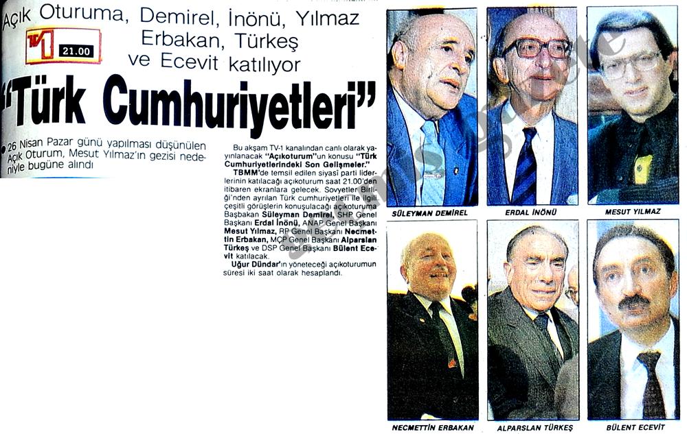 Türk Cumhuriyetleri