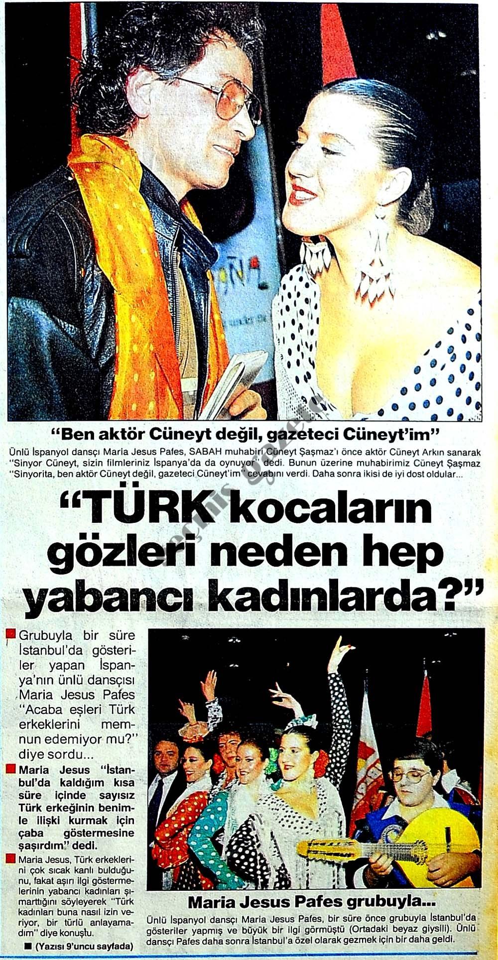 Türk kocaların gözleri neden hep yabancı kadınlarda?