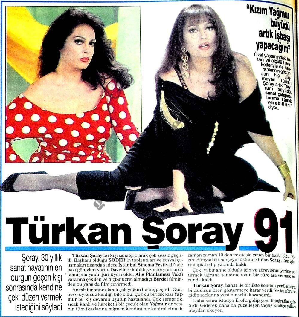 Türkan Şoray 91