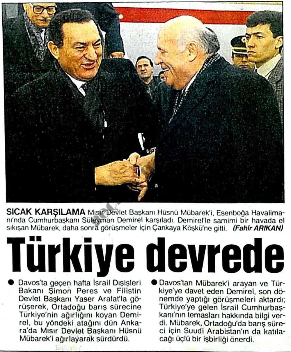 Türkiye devrede