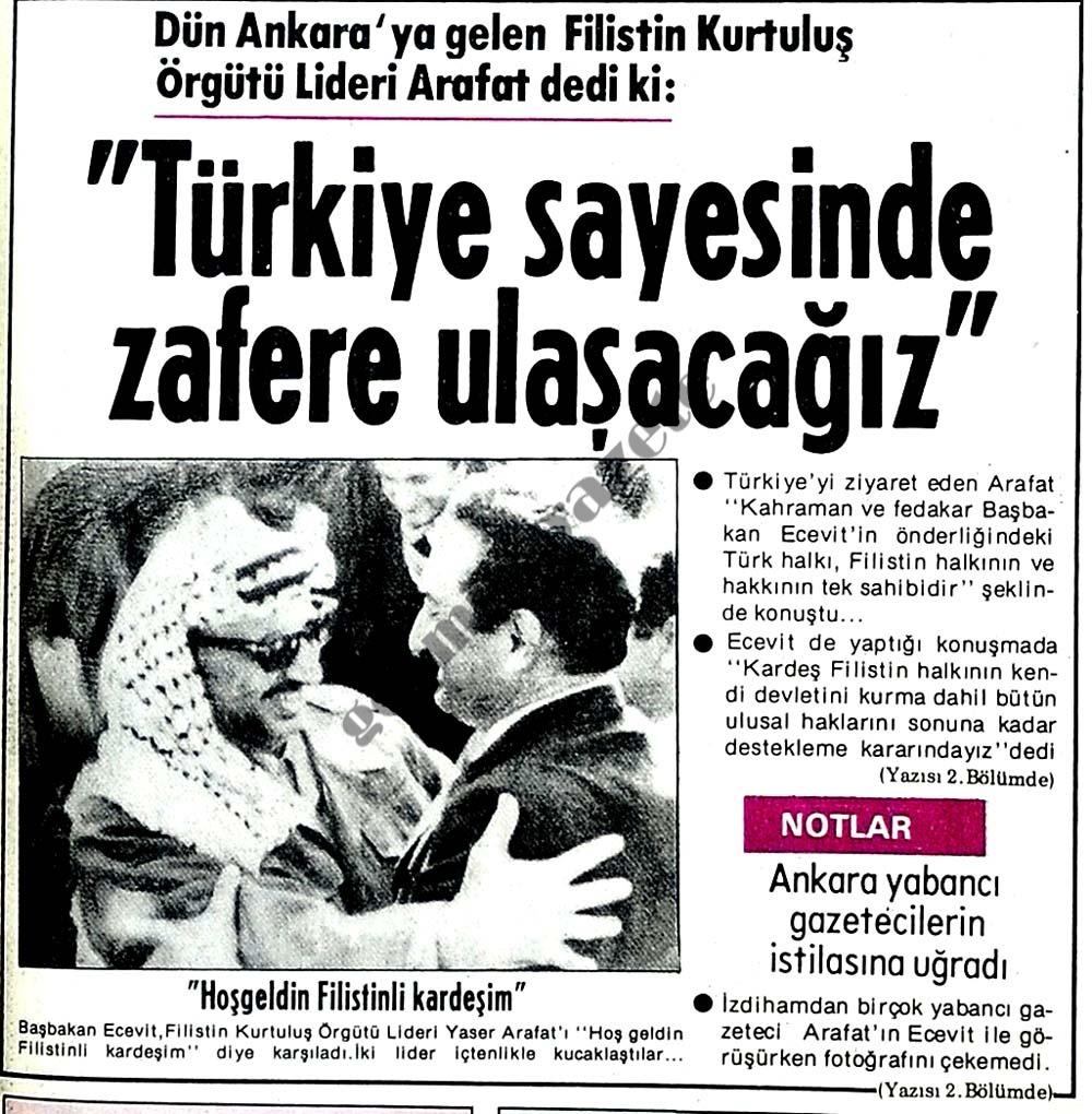 Türkiye sayesinde zafere ulaşacağız