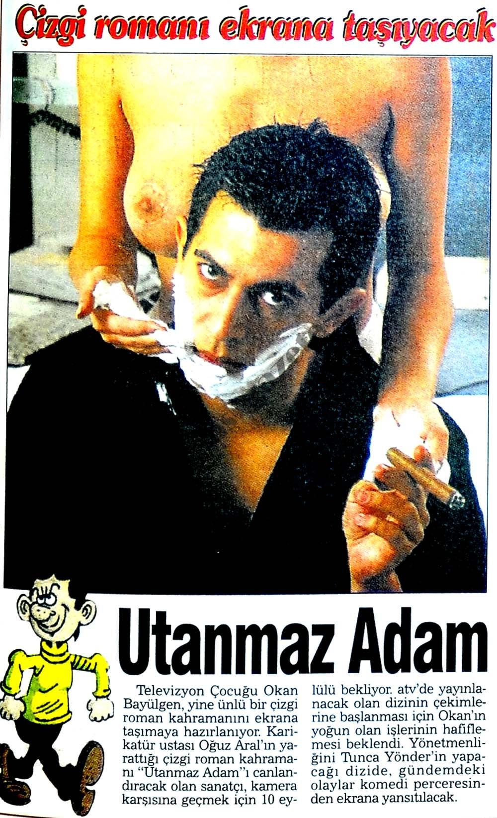Utanmaz Adam