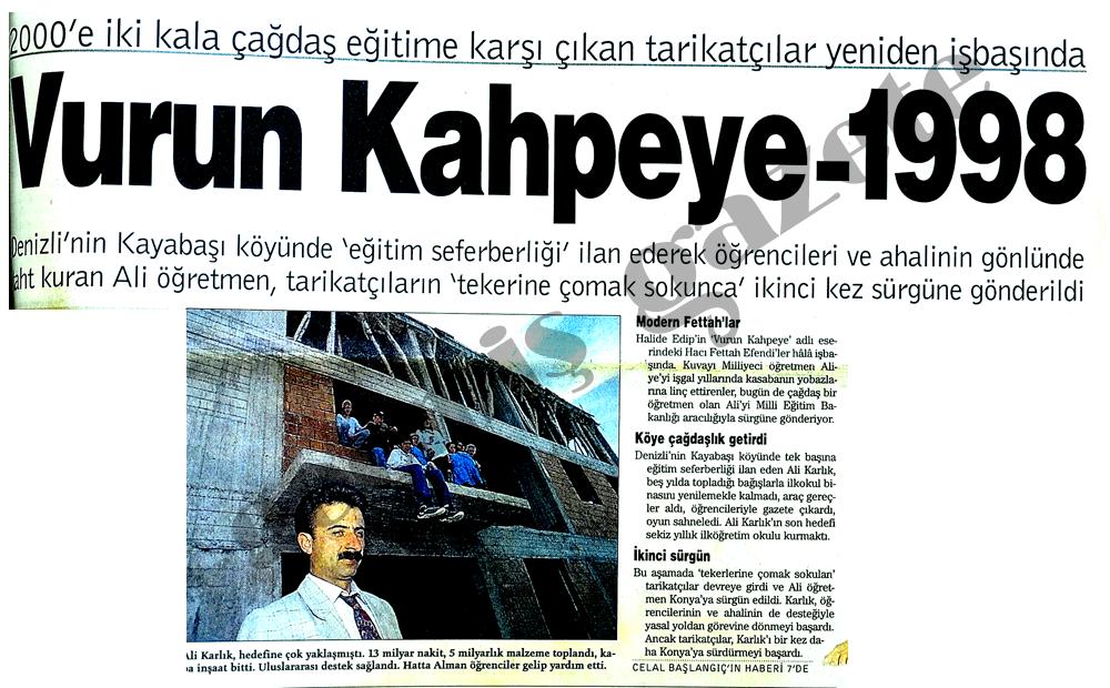 Vurun kahpeye- 1998
