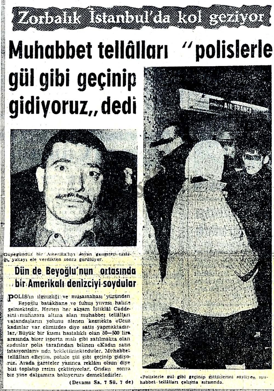 Zorbalık İstanbul'da kol geziyor